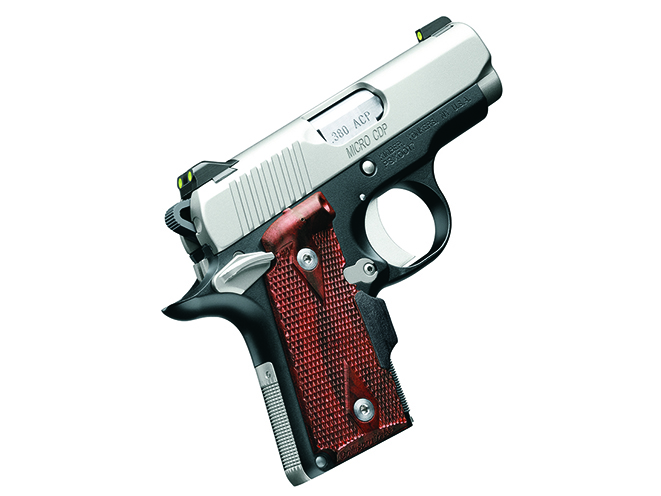 Kimber Micro CDP pocket pistols