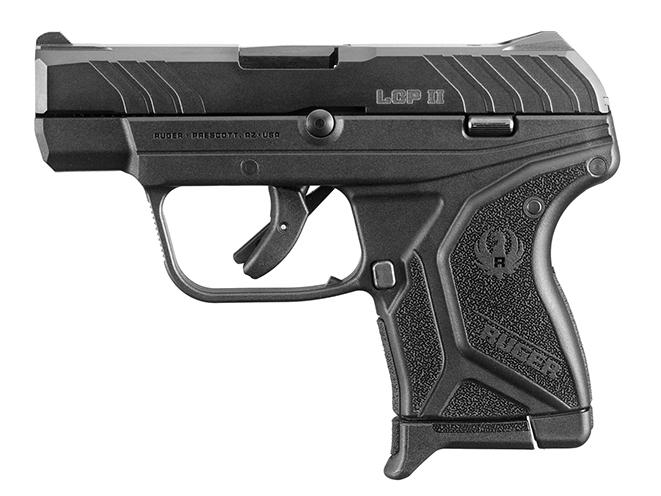 Ruger LCP II pocket pistols