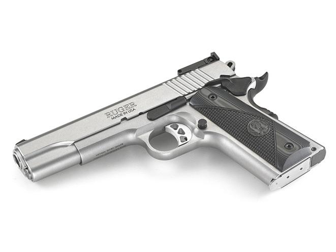 ruger's new SR1911 target