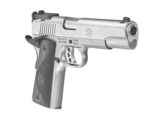 sr1911 target pistols