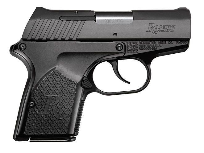 Remington RM380 pocket pistols