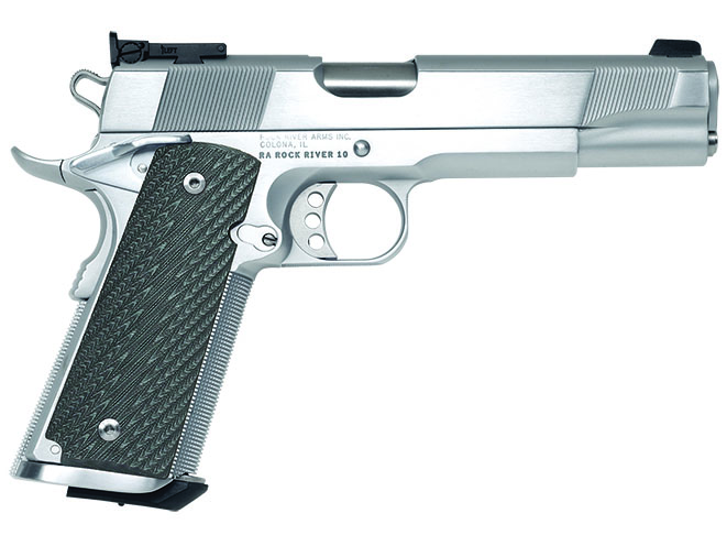 rock river arms 1911 handguns