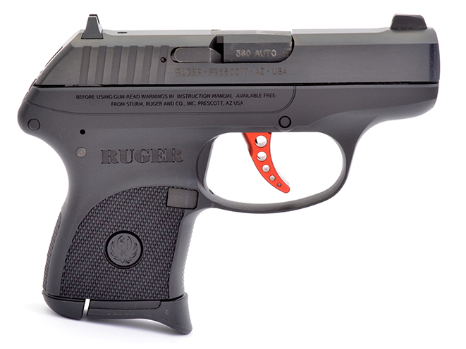 ruger pocket pistols