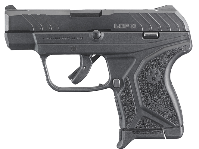 new guns by ruger
