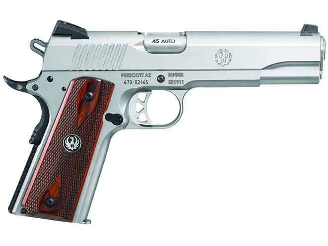 ruger 1911 handguns