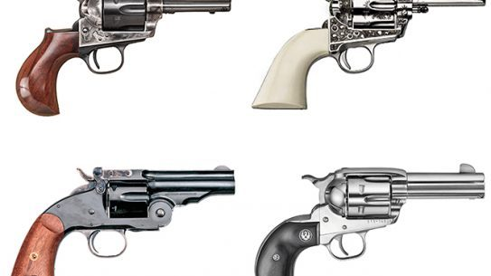 short-barreled revolvers for self defense