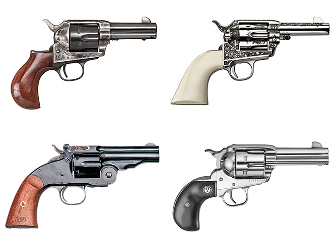 Short-Barreled Revolvers: 10 Classic-Styled Sixguns for Self