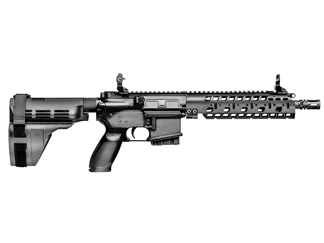 sig sauer P516 AR pistol