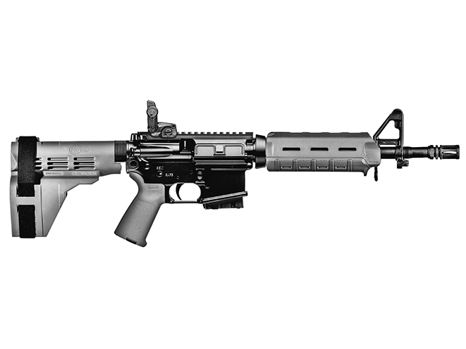 sig sauer PM400 AR pistol