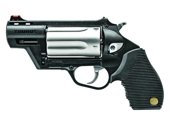 410 bore revolvers taurus public defender