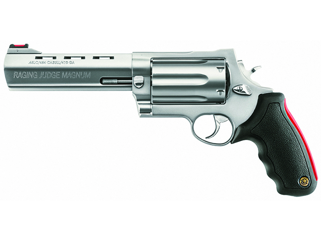 410 bore revolvers taurus raging judge