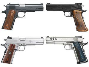 new 1911 handguns