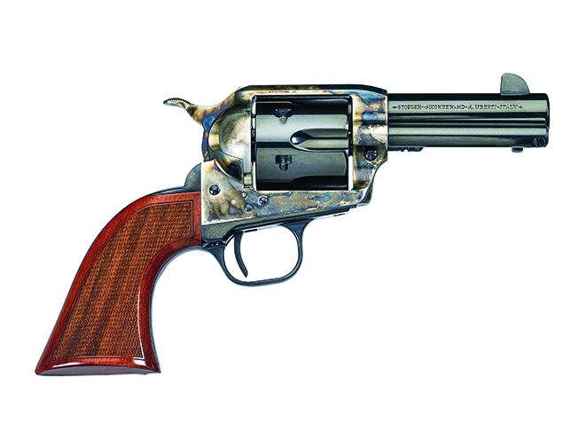 short-barreled revolvers Uberti 1873 Cattleman El Patrón CMS
