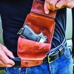 deep concealment urban carry holster