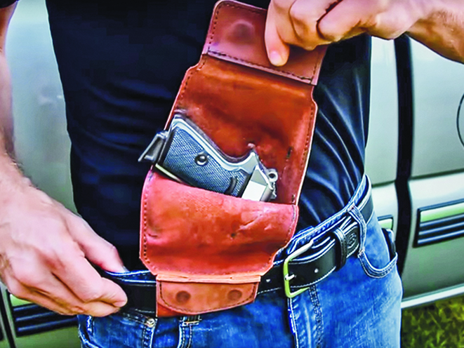 Deep Concealt Holsters: 4 Options for Going Way Undercover