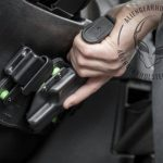 alien gear's new cloak dock iwb holster mount