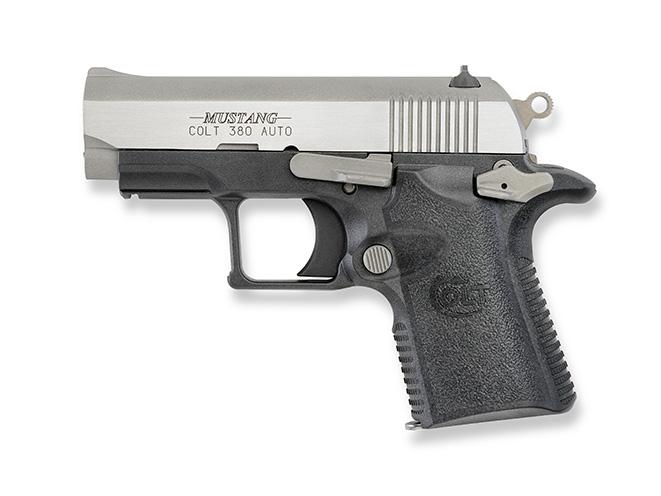 colt mustang xsp pocket pistols