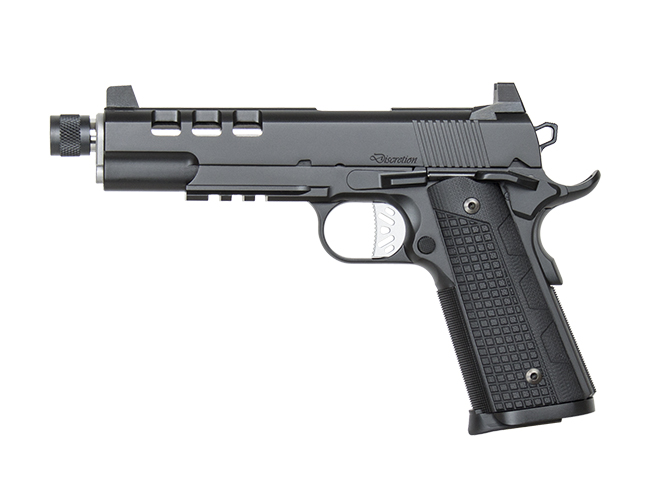 dan wesson 1911 handguns