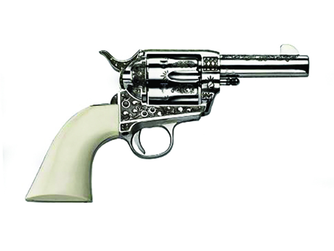 short-barreled revolvers EMF Deluxe Sheriff