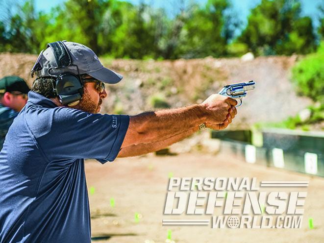 Kimber K6s revolver