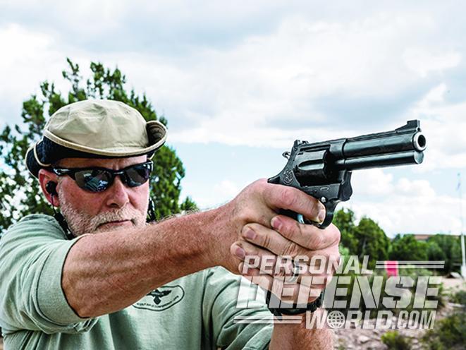nighthawk-korth revolvers at gunsite