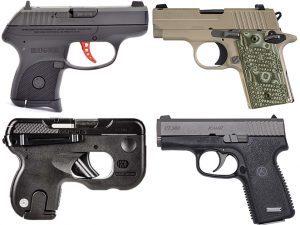 new pocket pistols from 2016
