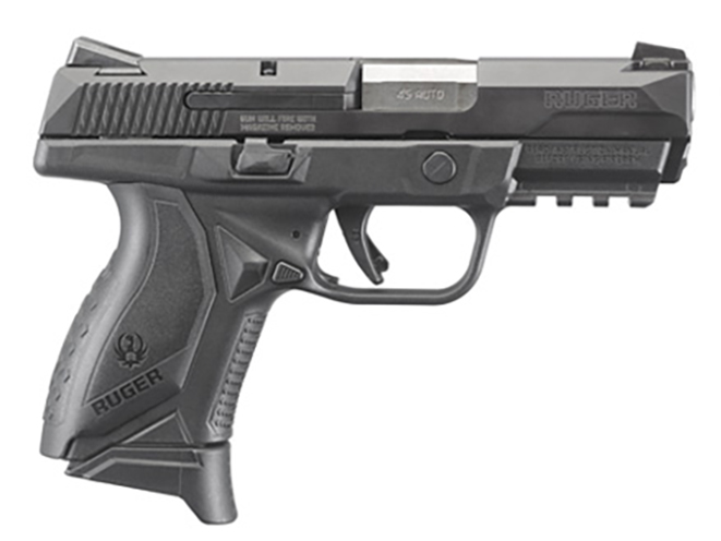 ruger american pistol compact