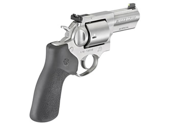 ruger gp100 revolvers