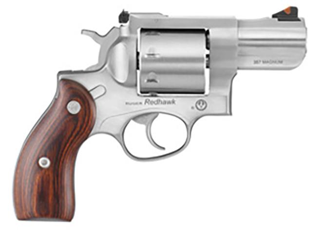 ruger gp100 and ruger redhawk