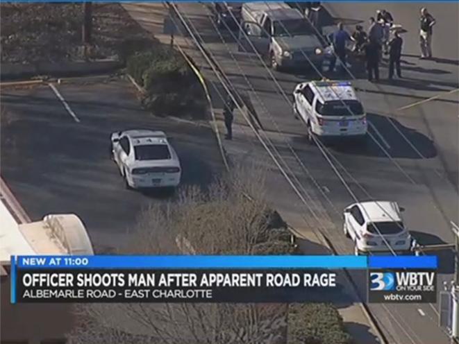 undercover detective kills armed driver in north carolina