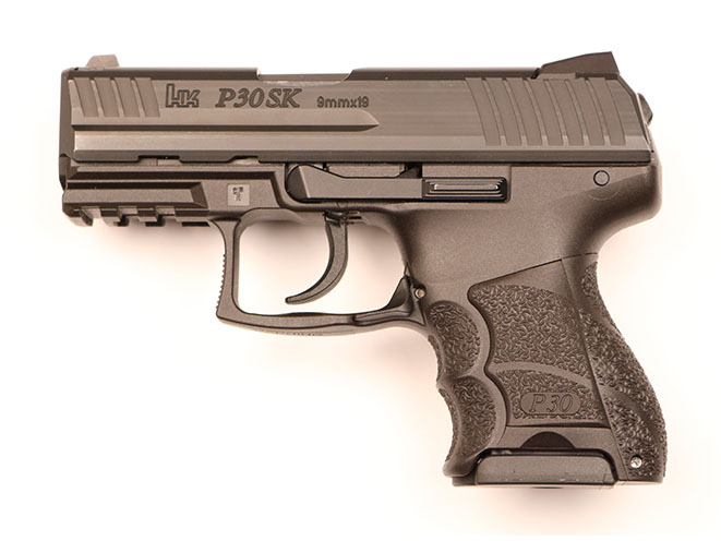 heckler & koch pocket pistols
