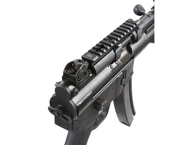 heckler & koch sp5k pistol