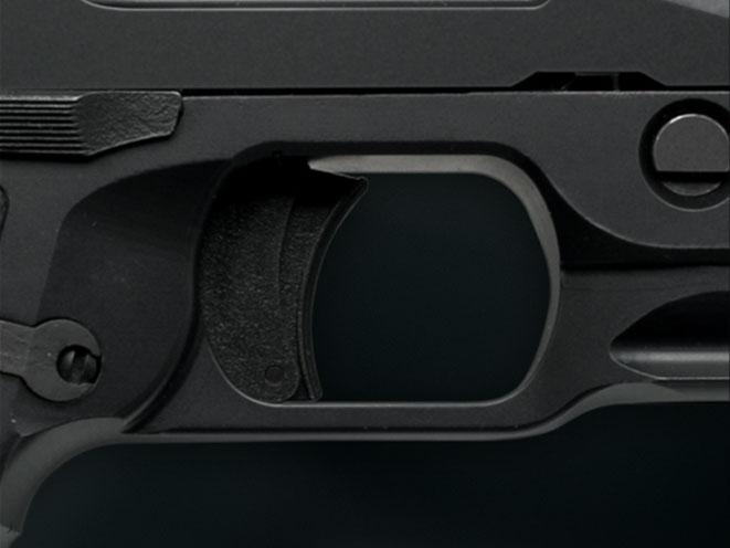 Hudson H9 gun