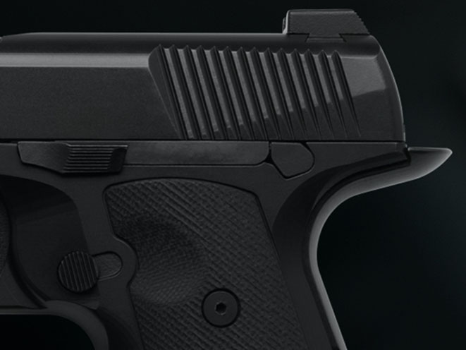 Hudson H9 handgun