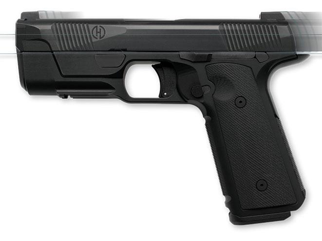 Hudson H9 pistols