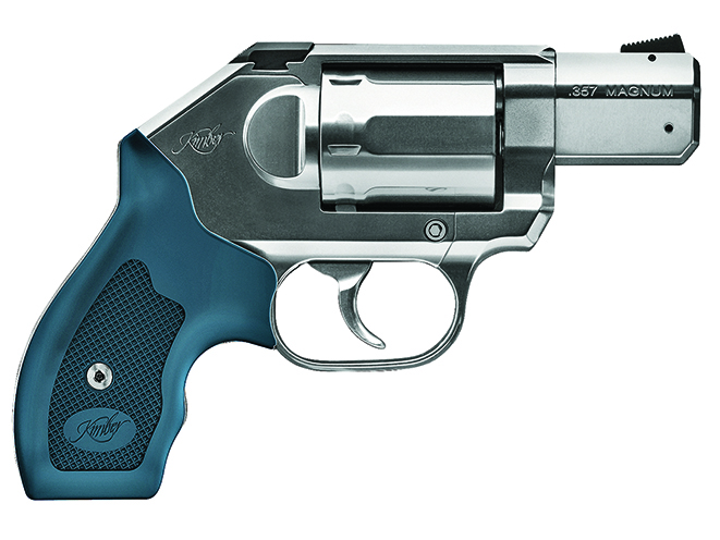 Kimber K6s revolvers
