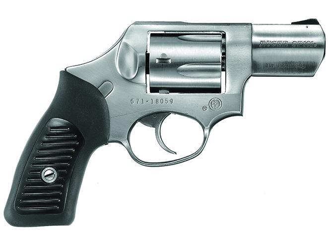 Ruger SP101 revolvers