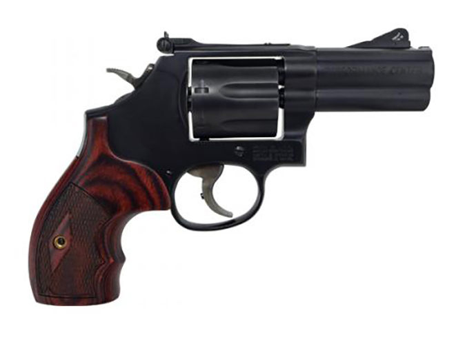 smith & wesson performance center 586 L-Comp
