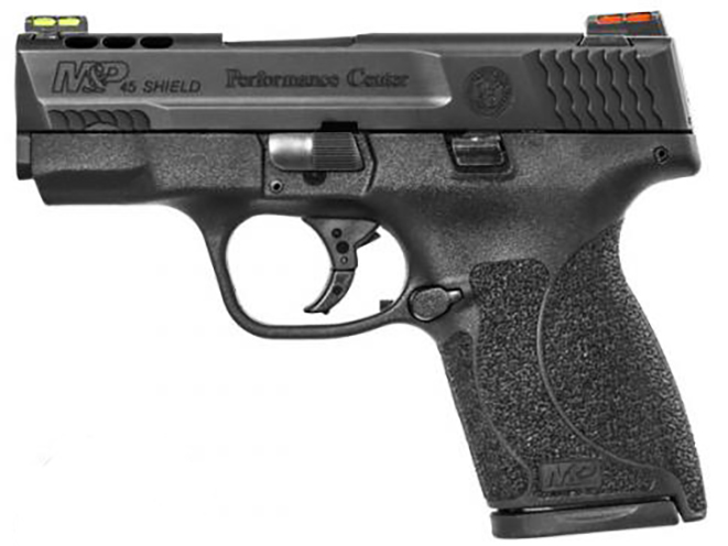 smith & wesson performance center M&P45 Shield pistol