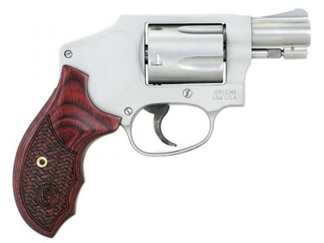 smith & wesson performance center Model 642 Enhanced Action