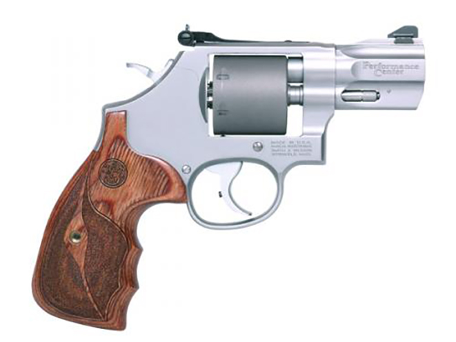 "smith & wesson performance center Model 986 2.5"" Barrel"