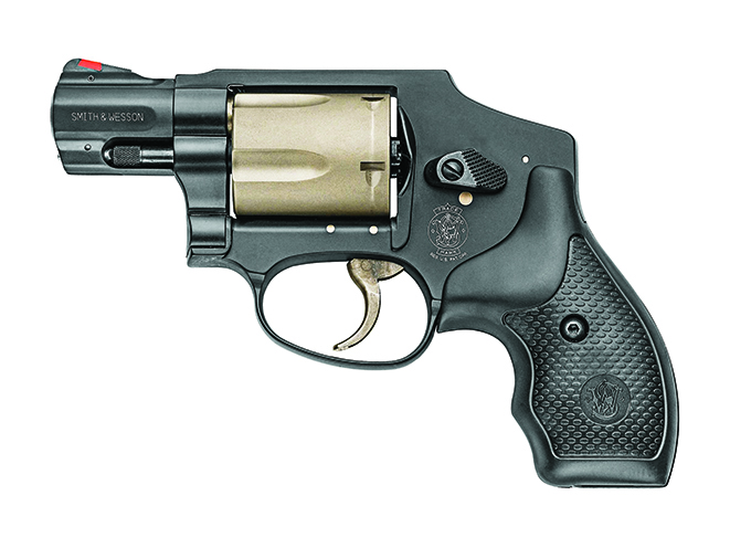 Smith Wesson 340 PD revolvers