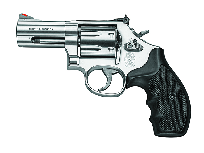 Smith Wesson 686 Plus revolvers