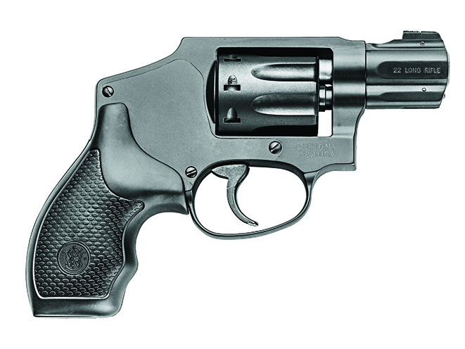 Smith & Wesson Model 43 C revolvers