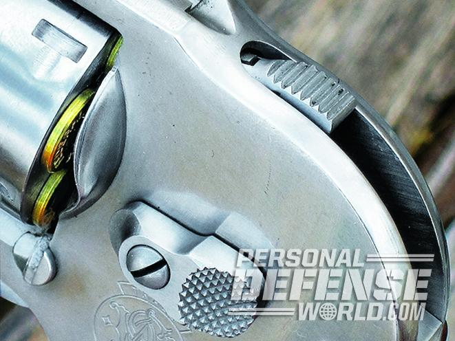 j-frame revolvers
