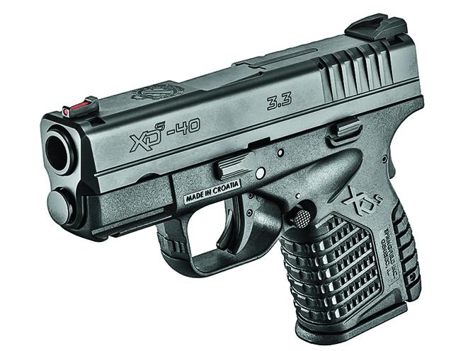 Top Fightin'  40s: 15 Proven & Reliable  40 S&W Handguns