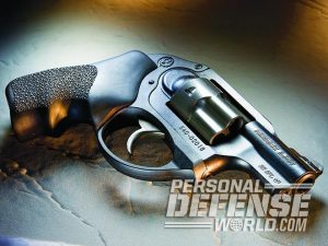 home defense revolvers