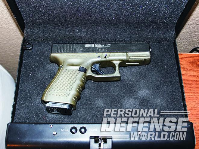 ccw gun safe