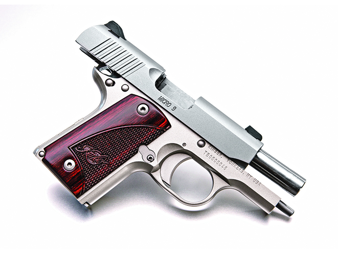 Kimber Micro 9 Pistol: Small in Size, Big in Versatility