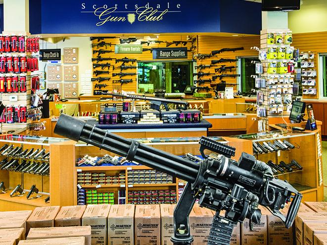 scottsdale gun club shooting ranges